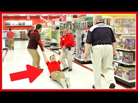 Thumbnail: CASPAR LEE KICKED OUT OF TARGET