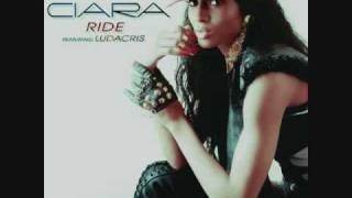 "Ciara feat. Ludacris - ""Ride"" [First Single]"
