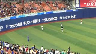 マツダオールスターゲーム2016 in横浜スタジアム.