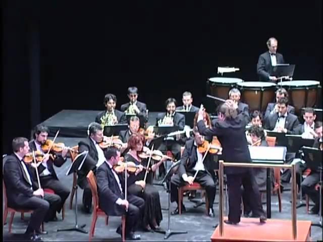 Orquesta Sinfónica Teatro Chapí Caballos de Bronce Antonio Molina Navalón