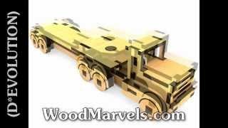 Semi-trailer Truck: D*evolution (720hd)