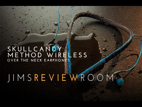 SkullCandy Method Wireless Sport Earphones - REVIEW