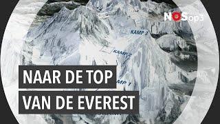 De loodzware tocht naar de top van Mount Everest