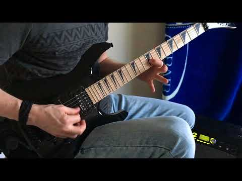 """Lost"" by Stryper (Full Guitar Cover)"