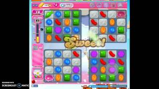 Candy Crush Level 887 help w/audio tips, hints, tricks