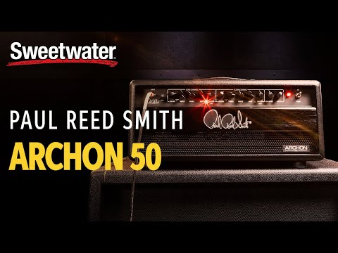 PRS Archon 50 v2 Guitar Tube Amp Demo