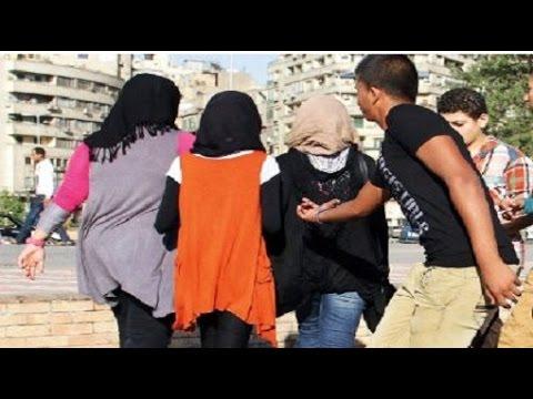 شاهد كيف تعاملت الحكومة مع المتحرشين في عيد شم النسيم