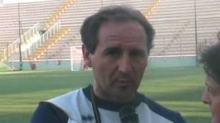 Servizio TvTeramo Servizio  presentazione gara Teramo calcio San Nicola SulmonaTgT News 26/09/09