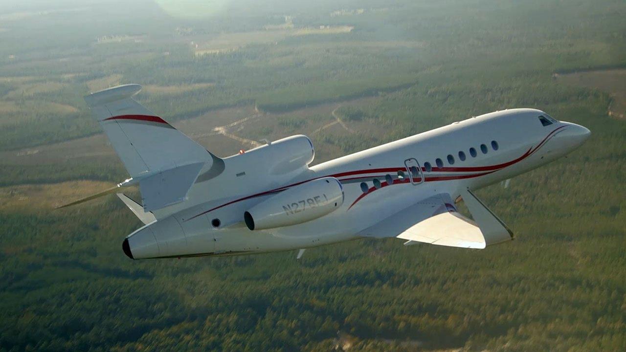 Cool jet airlines dassault falcon 900 dx interior - Dassault Falcon 900lx Business Jet Interior Aintv Aviation International News