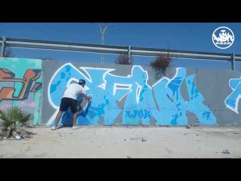 SFINX - RoadTrip  GRAFFITI 2017