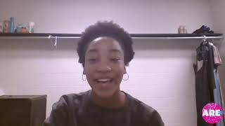 Arts ARE Education for Leavenworth High School Theatre Student, Daysia Reneau