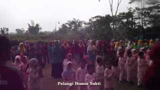 chicken dance Outbound TK ABA Yogyakarta