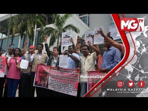 """TERKINI :  Tun M Halau Segera Pelarian """"Zakir Naik"""" dari Malaysia - NGO"""
