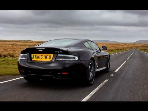 Aston Martin DB9 GT Review: A Fond Farewell To A V12 Legend