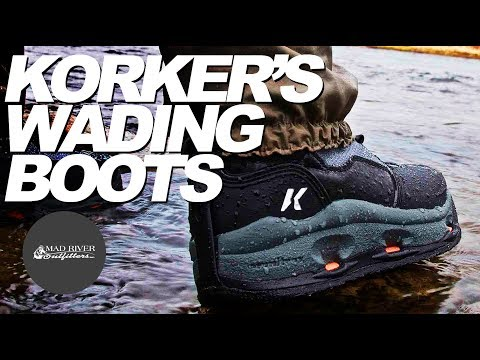 Korker's Wading Boots: Review