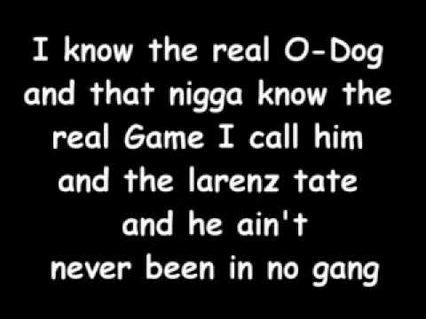 The Game - Lax File - Lyrics -