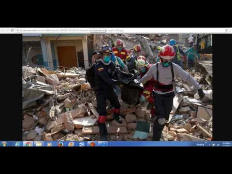 BREAKING: Massive Seismic movement across Entire Earth 4/3/17