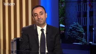 Ես իմ խղճի հետ երբեք գործարքի չեմ գնալու. Հրայր Թովմասյան