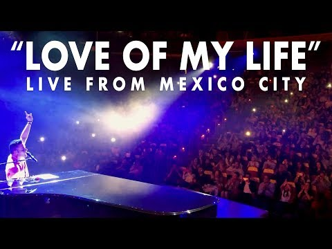 Love Of My Life - Live From Mexico City (Marc Martel)