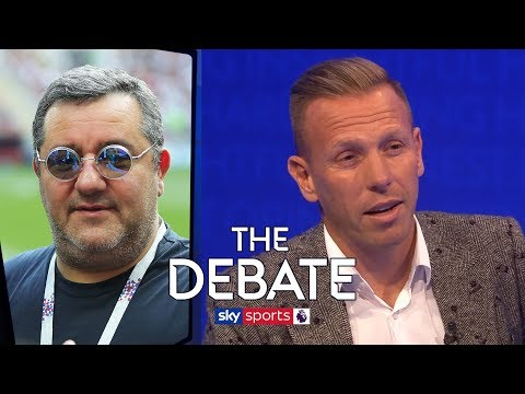 How do the Premier League stop ridiculous agent fees? | The Debate | Bellamy and Murphy