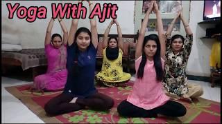 Video Parvatasana | in Hindi |The Mountain Pose download MP3, 3GP, MP4, WEBM, AVI, FLV Juni 2018