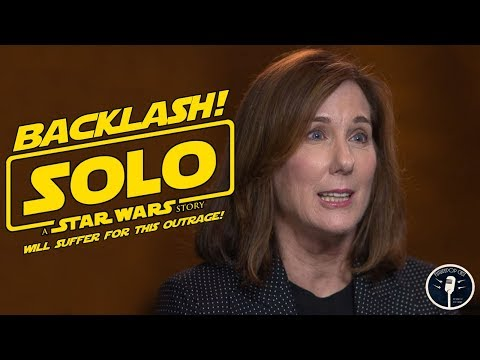 The Fan Backlash Against Kathleen Kennedy is in Full Force
