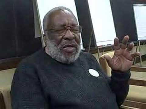 Civil Rights Leader Vincent Harding