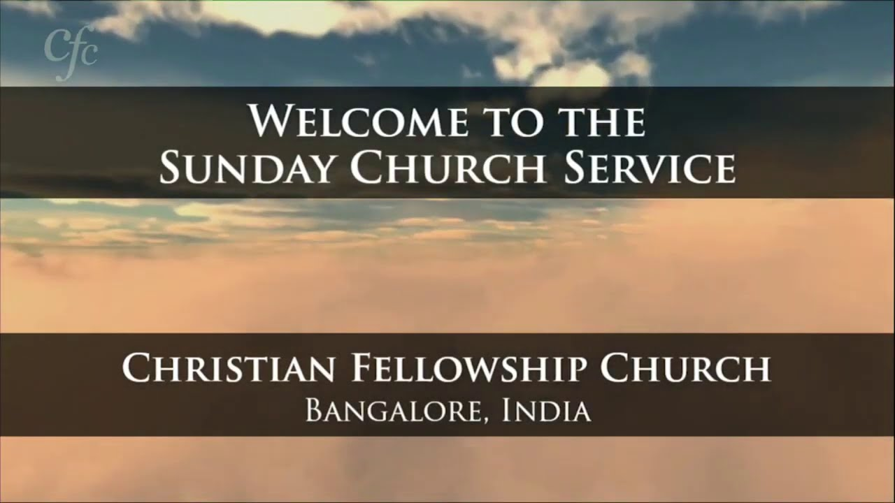 25th October 2020 - Sunday Church Service | Be a Disciple and Not a Scholar - Zac Poonen