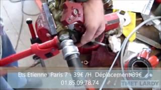 plombier paris 7 à 39€/H tel 01 85 09 78 74(Artisan plombier paris 7 intervient en urgence pour 39€/H pour tous problèmes de plomberie. Nos plombiers sont dotés de tous les équipements adaptés afin de ..., 2016-11-21T14:30:49.000Z)