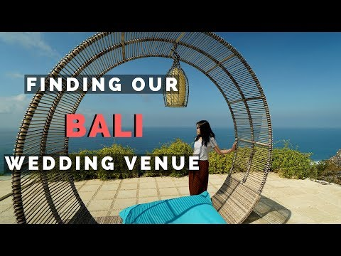Finding The Perfect Bali Wedding Venue
