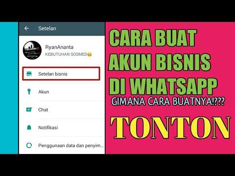 25 Cara Membuat Whatsapp Bisnis Info Dana Tunai