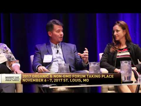 Organic & Non-GMO Forum 2017: RFDTV interview with co-chair Peter Golbitz