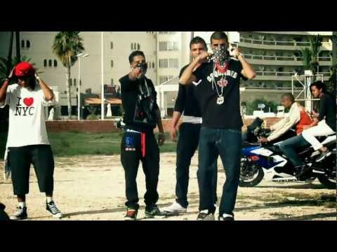 ZamTa feat ROI 2 BLED_Ghetto [CLIP Officiel] RAP TUNISIEN.
