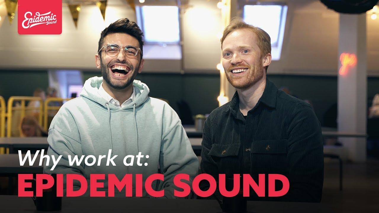 Epidemic Sound - JOIN THE TEAM!