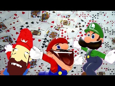 SM64 bloopers: Casino, Cards and Chaos