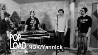 "POPLOAD SESSION:  YANNICK COM NDK E DJ SGRUFS - ""EVOLUÍ"""