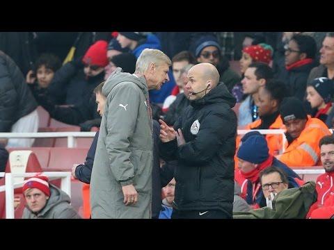 Arsene Wenger BANNED!!!