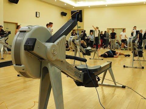 Southern Region Indoor Rowing Championship – BUCS University Indoor Rowing Series 2017