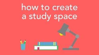 كيفية إنشاء مساحة الدراسة