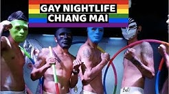 GAY Nightlife in Chiang Mai, Thailand Review