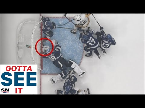 The Morning Rush with Travis Justice and Heather Burnside - WATCH: Is This A Save Or A Goal? (It Happened At The Final Horn)