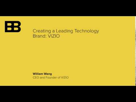 Creating a Leading Technology Brand: Vizio