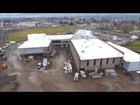North Pines Middle School  April 2018
