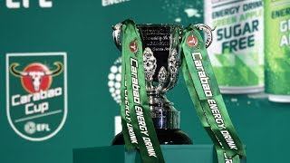 Carabao Cup Draw 1st Round Draw Reaction - 2019/2020 | Salford City v Leeds United