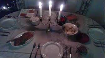 joulupöydän alkuruokia