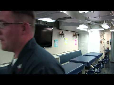 Navy Racks - USS Sampson