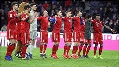 Das ist das Restprogramm des FC Bayern in der Bundesliga