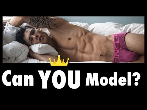 CAN I BE A MODEL?? 5 Requirements