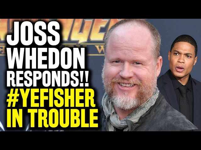 Joss Whedon Responds! Ray Fisher's in TROUBLE! - Calls #YeFisher LIAR!