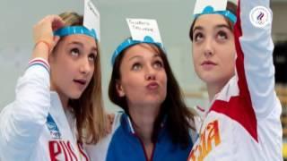 """Специальный проект ROCTV """"Знай наших!"""" Мария Пасека. Спортивная гимнастика"""